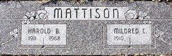 Harold B. Mattison