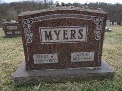 Anna E Myers
