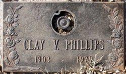 Clay V. Phillips