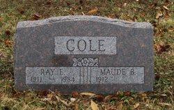 Maude B. <i>Chilton</i> Cole