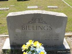C. Louise Billings