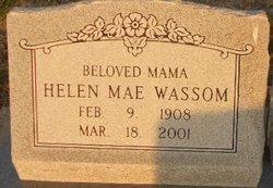 Helen Mae Wassom