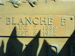 Blanche <i>Frederick</i> Albertson