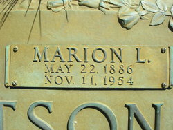 Marion Luther Albertson