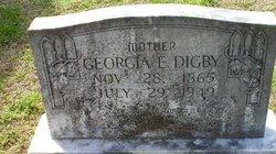 Georgia E. Digby