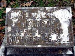 Lucille R Johnson