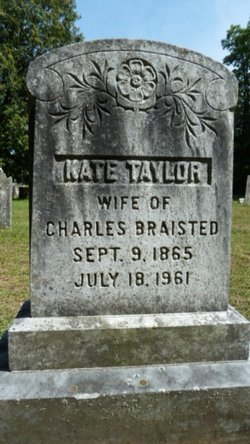 Kate <i>Taylor</i> Braisted