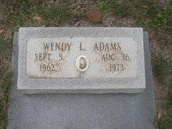 Wendy Louise Adams
