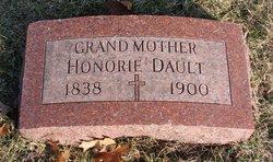 Honorie <i>DeMers</i> Dault