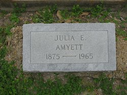 Julia Easter Amyett