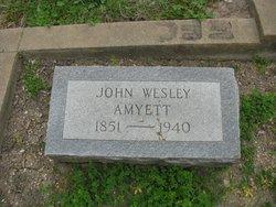 John Wesley Amyett