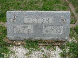 Bettie K. <i>Couch</i> Aston
