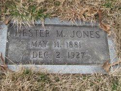 Hester <i>Merrell</i> Jones