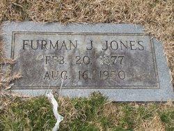 Furman Johnson Jones