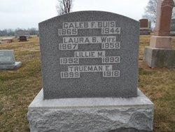 Caleb Franklin Buis