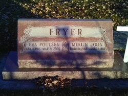 Eva <i>Poulsen</i> Fryer