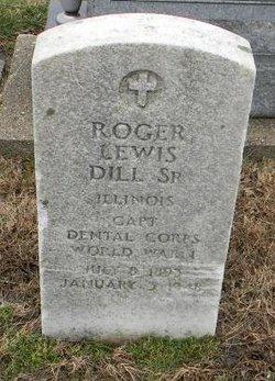 Dr Roger Lewis Dill, Sr