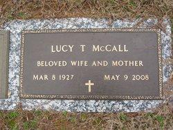 Lucy <i>Talbot</i> McCall
