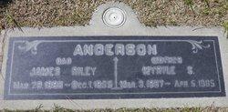 Myrtle Sarah <i>Campbell</i> Anderson