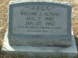 William James Altman