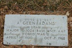 Alfred Glen Adams