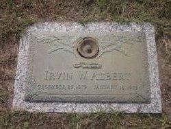 Irvin W Albert