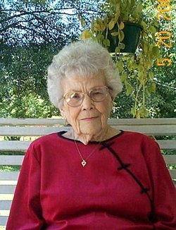 Mary A. <i>Welch</i> Bowen