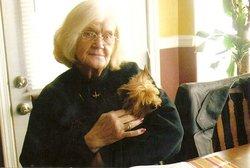 Peggy Ann <i>Swain</i> Ethridge