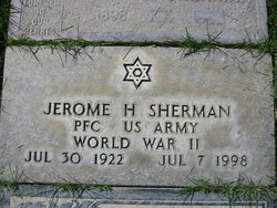 Jerome Harold Sherman
