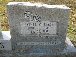 Eathel <i>Oglesby</i> Purvis