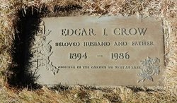 Edgar Isaac Crow, Sr