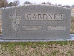 Harvey Lee Gardner