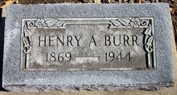 Henry Aaron Burr