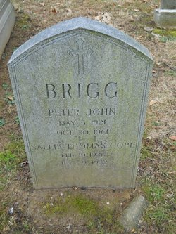 Sallie Thomas Cope <i>Ligget</i> Brigg Meyers