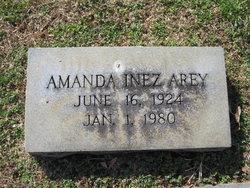 Amanda Inez Arey