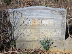 Cora Belle <i>Murphy</i> Carson