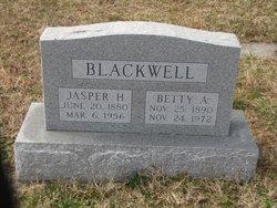Elizabeth Ann Betty <i>Greer</i> Blackwell