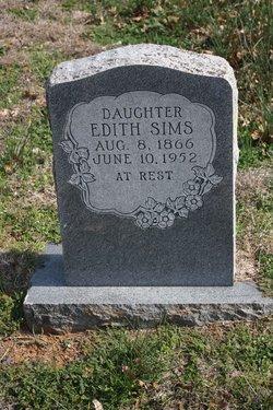 Edith Sims