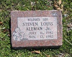 Steven Louis Aleman, Jr