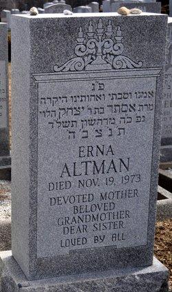 Erna Altman