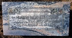 Lawrence F Burr