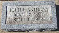 John H Anthony