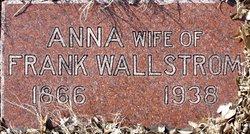 Anna Wallstrom