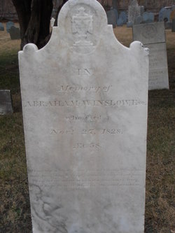 Abraham Winslow