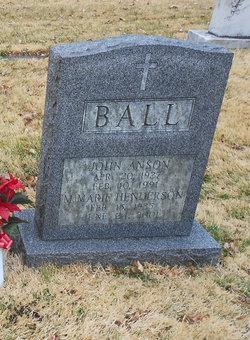 John Anson Ball