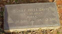 Corry Pitts Davis