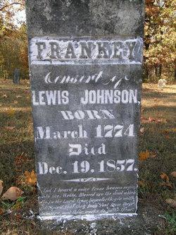 Frances Frankey <i>Stone</i> Johnson