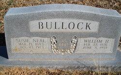 Susie Ethel <i>Neal</i> Bullock