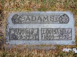 Louisa <i>Hill</i> Adams