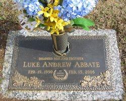 Luke Andrew Abbate